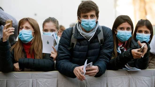 تعرف على عدد الداعمين للاغلاق الصارم في اوكرانيا