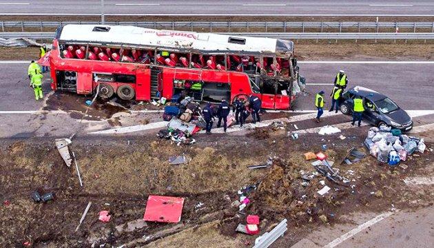 حادث سيارة في بولندا