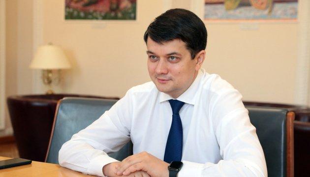 رازومكوف لا يرحب بفكرة الجنسية المزدوجة في أوكرانيا