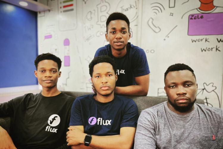 أربعة طلاب جامعيين نيجيريين تركو الجامعة لإطلاق شركة Crypto Remittance Flux
