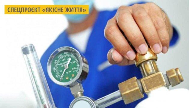 إنشاء خط لإنتاج الأكسجين الطبي للمستشفيات في ثلاث محطات طاقة نووية
