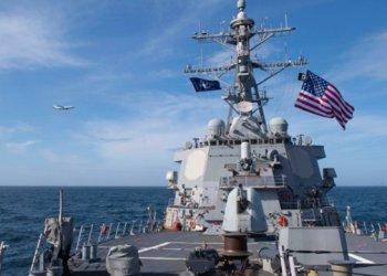 الولايات المتحدة تلغي إرسال مدمرات صواريخ إلى البحر الأسود