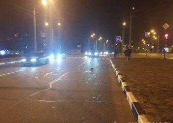 حادث سيارة يودي بحياة شرطي في خاركيف