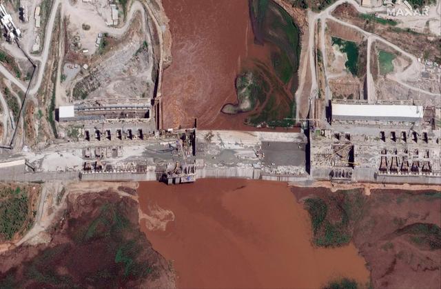 مصر تلقي باللوم على إثيوبيا بخصوص قضية سد النهضة