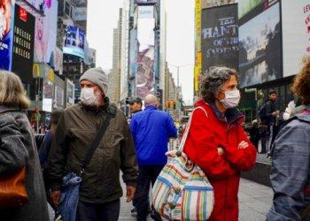 معدل الوفيات بفيروس كورونا في الولايات المتحدة يسجل رقما قياسيا خلال عام متجاوزا بذلك معدل وفيات الانفلونزا الاسبانية
