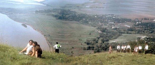 منظر من الجبل الأبيض إلى باكوتا (السبعينيات)