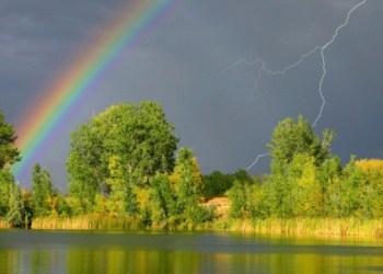 الطقس في اوكرانيا ارتفاع درجات الحرارة وعواصف رعدية