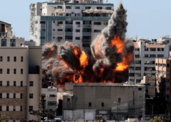 صاحب مبنى إعلامي في غزة يشكو للمحكمة الجنائية الدولية