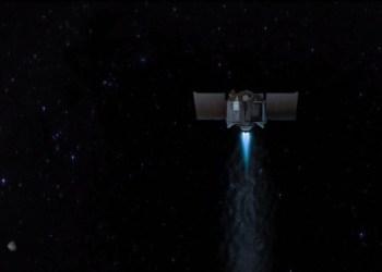 مسبار فضاء تابع لناسا يعود الى ارض بعينات من الكويكب بينو
