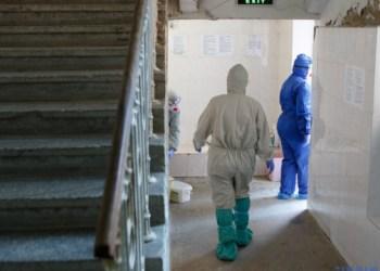 أوكرانيا تسجل 296 حالة إصابة جديدة بفيروس كورونا