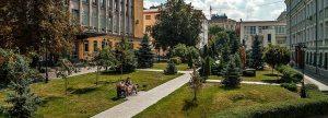 الجامعة الوطنية للتربية البدنية والرياضة في أوكرانيا