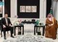 المملكة العربية السعودية ملتزمة بكل الجهود لإنهاء الصراع