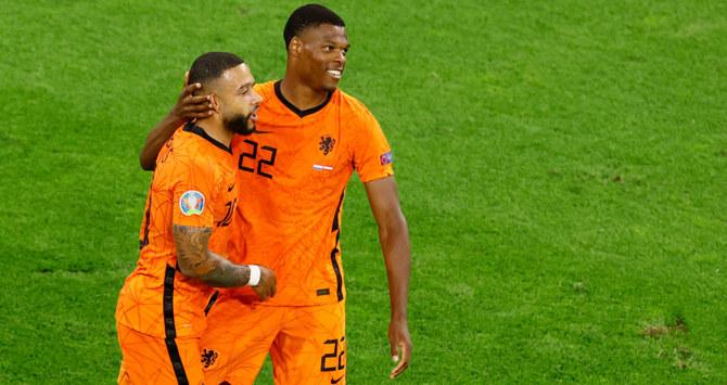 ديباي ودومفريز يرسلان هولندا إلى خروج المغلوب في يورو 2020 ...