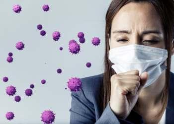 فقدان حاسة الشم عند الإصابة بفيروس كورونا : أشار العلماء إلى عواقب ذلك على الدماغ.