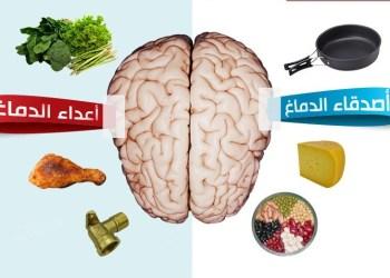 كيف تحافظ على صحة دماغك؟!