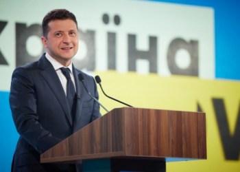"""يقدم زيلينسكي برنامجًا وطنيًا جديدًا بعنوان """"أوكرانيا الصحية"""""""