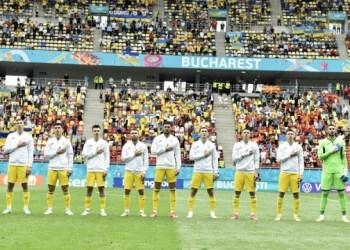 المنتخب الأوكراني لكرة القدم يخوض مباراة نهائيات 1/8 من بطولة أوروبا مع منتخب السويد يوم 29 يونيو.
