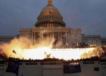 مجلس النواب الامريكي يؤيد اللجنة يوم 6 يناير اعمال الشغب في الكابيتول بسبب اعتراضات الحزب الجمهوري