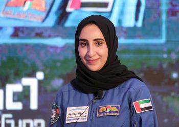 أول رائدة فضاء عربية