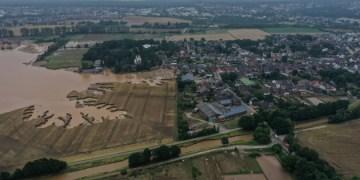 ارتفاع عدد ضحايا الفيضانات إلى 130 شخصا في ألمانيا
