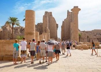 الجهود المصرية لإنعاش السياحة تؤتي ثمارها