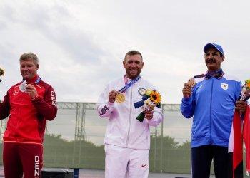 الرامي الكويتي عبدالله الرشيدي يفوز بالميدالية البرونزية لألعاب طوكيو 2020
