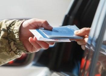 اوكرانيا تبدا بتطبيق قواعد عبور الحدود الجديدة اعتبارًا من 5 أغسطس