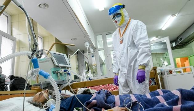 اوكرانيا تسجل 726 حالة جديدة بكورونا
