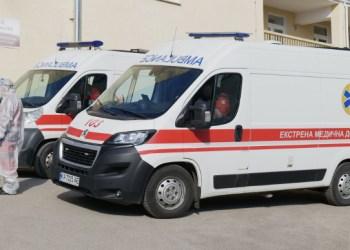 تسجيل أكثر من 200 إصابة بفيروس كورونا خلال يوم واحد في كييف