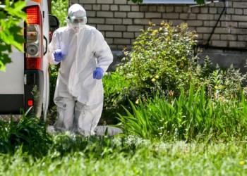 تسجيل 916 حالة إصابة بفيروس كورونا يوميًا في أوكرانيا