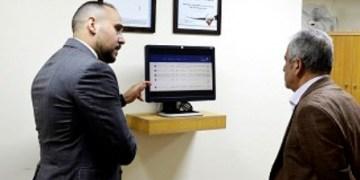 حمدان يتابع سيرعمليات مكتب الإقامة والتأشيرات في جامعة عمان الأهلية