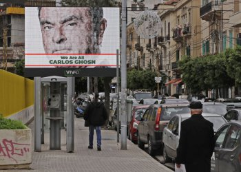 كارلوس غصن، قطب السيارات الهارب