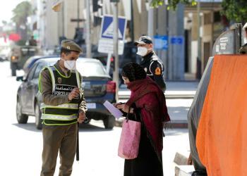 المغرب يمدد حظر التجول الليلي للحد من انتشار فيروس كورونا