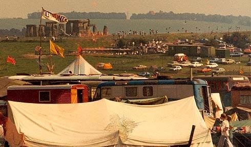 Stone Henge Camp, from ukrockfestivals.com site
