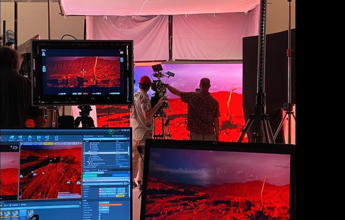 DNEG teams up with Dimension for Virtual Production LED ...