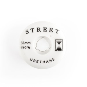 street urethane team wheel 58mm
