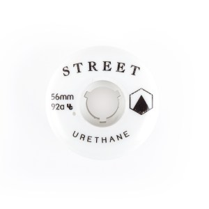 Street urethane team wheel 56mm