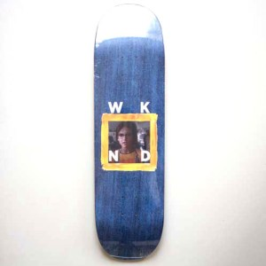 "WKND Babes Laney Skateboard Deck 8.5"""