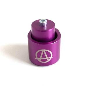 Apex Double Clamp HIC -Purple