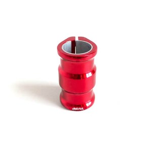 District SCS Clamp - Red