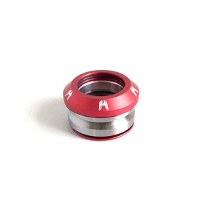 Ethic Integrated Headset - Red