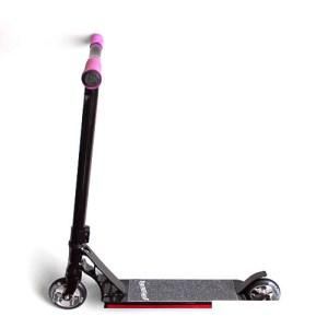 Grit Tremor Grom Complete Scooter - Black/Purple Speckle