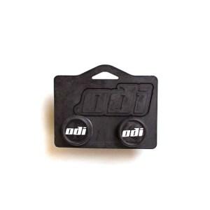 ODI Bar End Set - Black