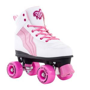 Rio Roller Pure Rollerskates - Pink/White