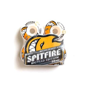 Spitfire Bighead F1 Wheel - 50mm