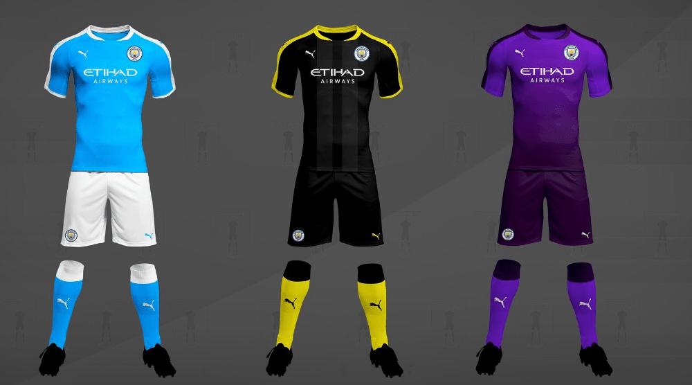 67+ Kit Dls Manchester City 2018