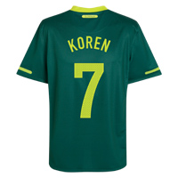 2010-11 Slovenia World Cup Away (Koren 7)