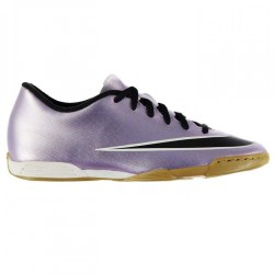 Nike Mercurial Vortex II Mens Indoor Court Trainers (Urban Lilac-Black)