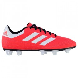 Adidas Goletto FG Mens Football Boots (Solar Red)