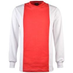 Ajax 1970s No. 14 Retro Football Shirt